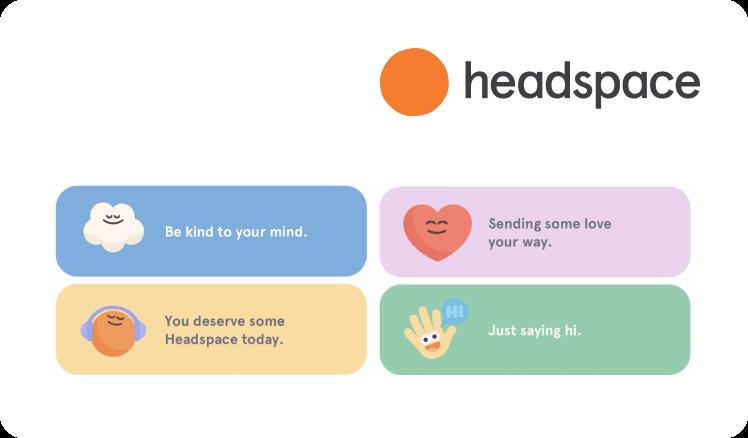headspace card